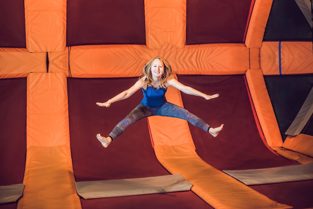 , Mountain Air Trampoline Park